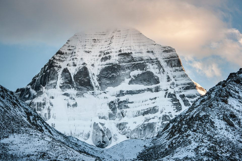 Emerald Face of Mt. Kailash