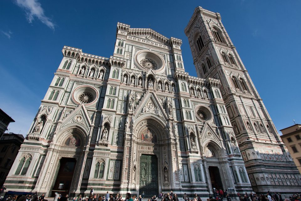The Duomo in Florence, Tuscany