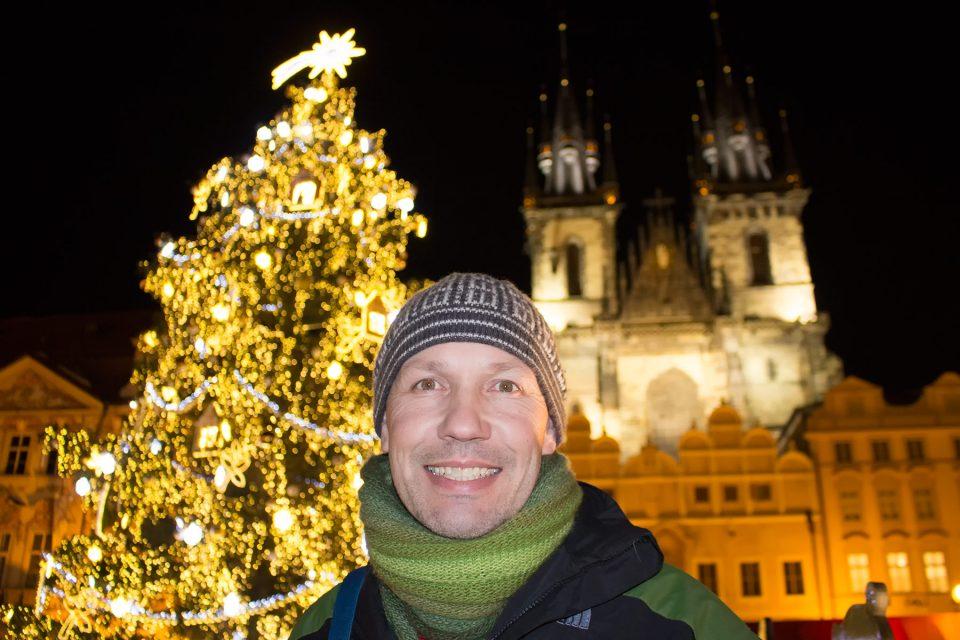 Thomas in Prague