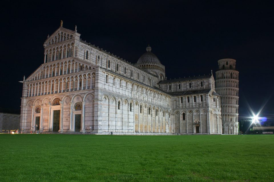 Cathedral of Santa Maria Assunta Pisa