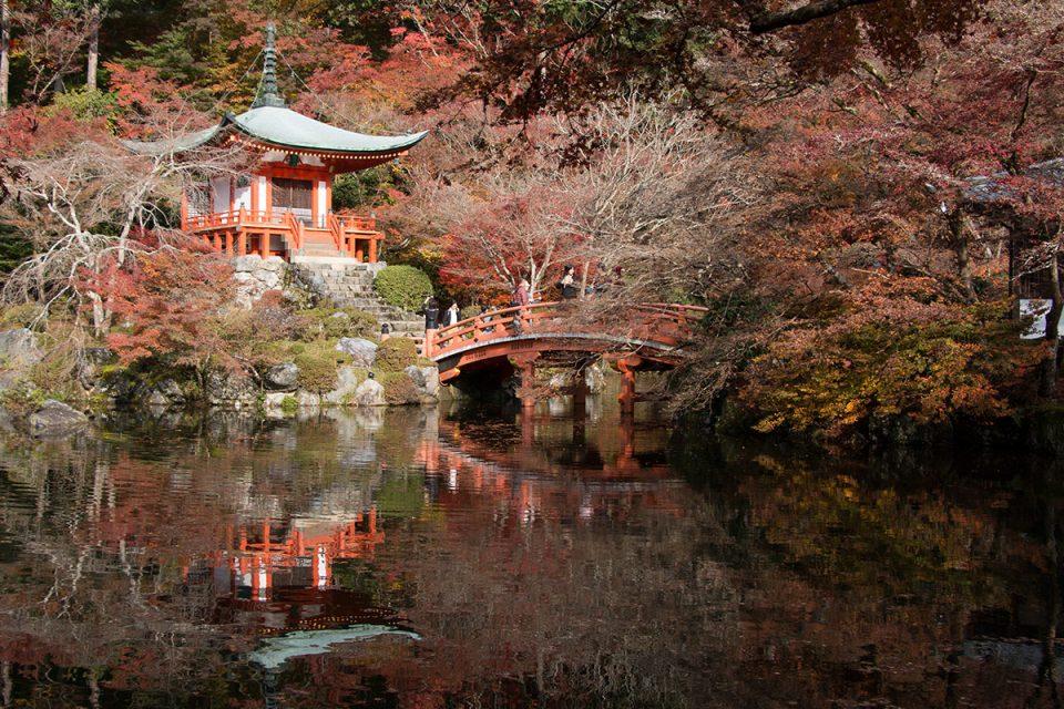 Pavillion at Daigo-ji