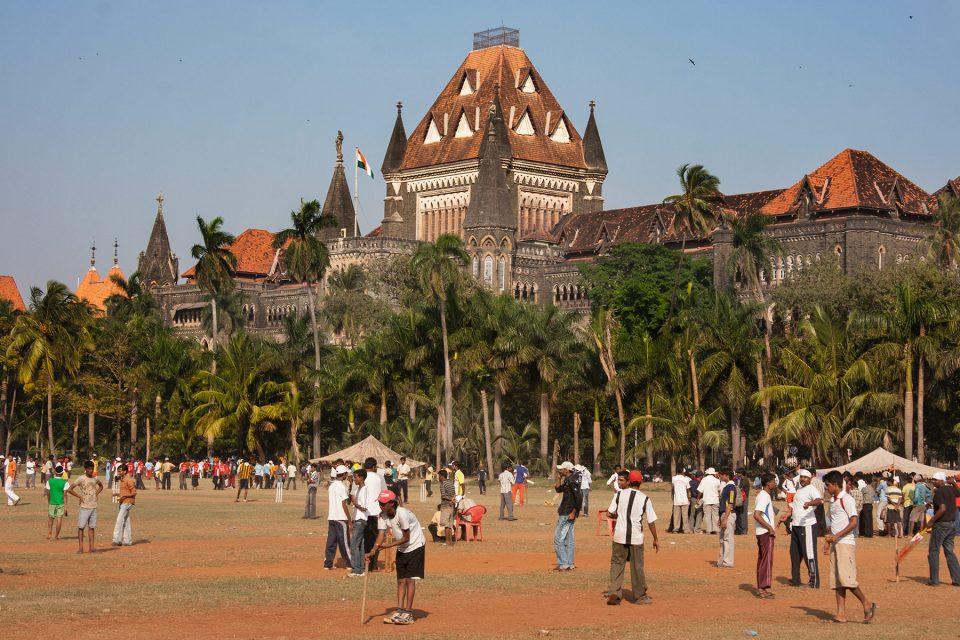 Azad Maidan in Mumbai