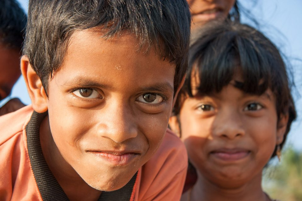 Children in Maharashtra