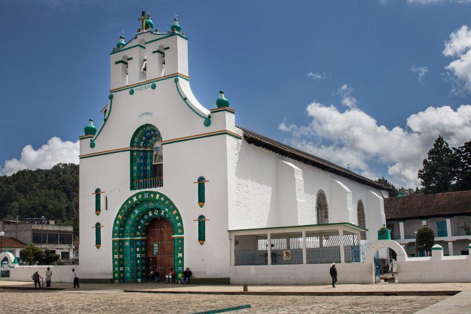 Chamula's Iglesia de San Juan